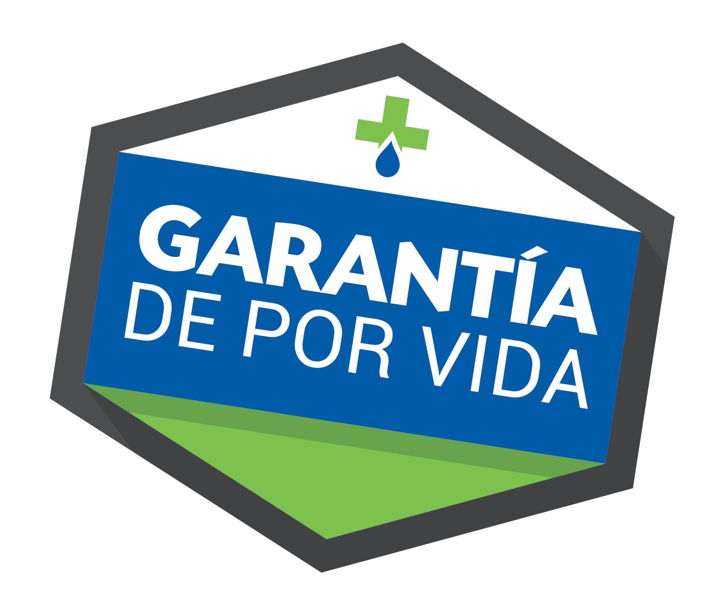 +TINAC- LOGO GARANTIA DE POR VIDA